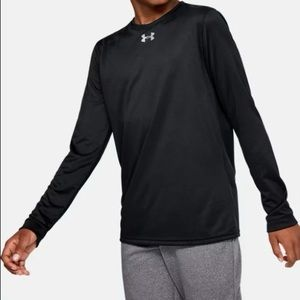 NWT Under Armour ColdGear fitted long sleeved tee